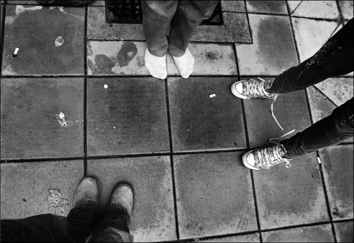 Someone shoes photo