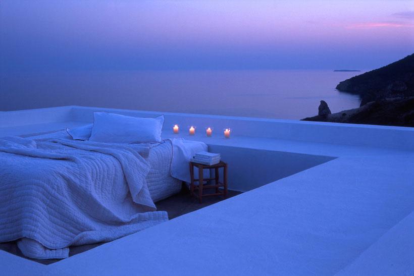 Romantical Bedroom Decoration Photo picture
