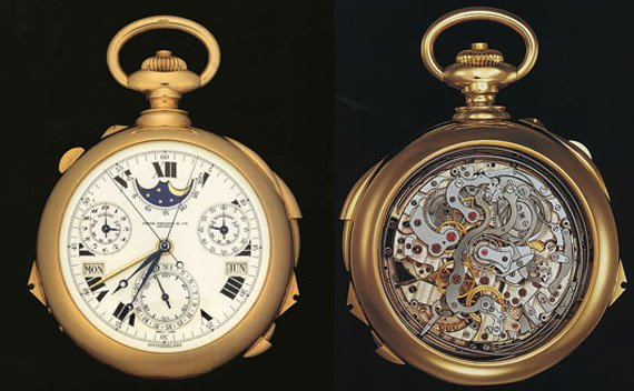 Patek philippe supercomplication photo