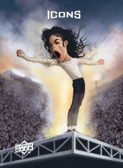 Micheal Jackson caricature photo picture
