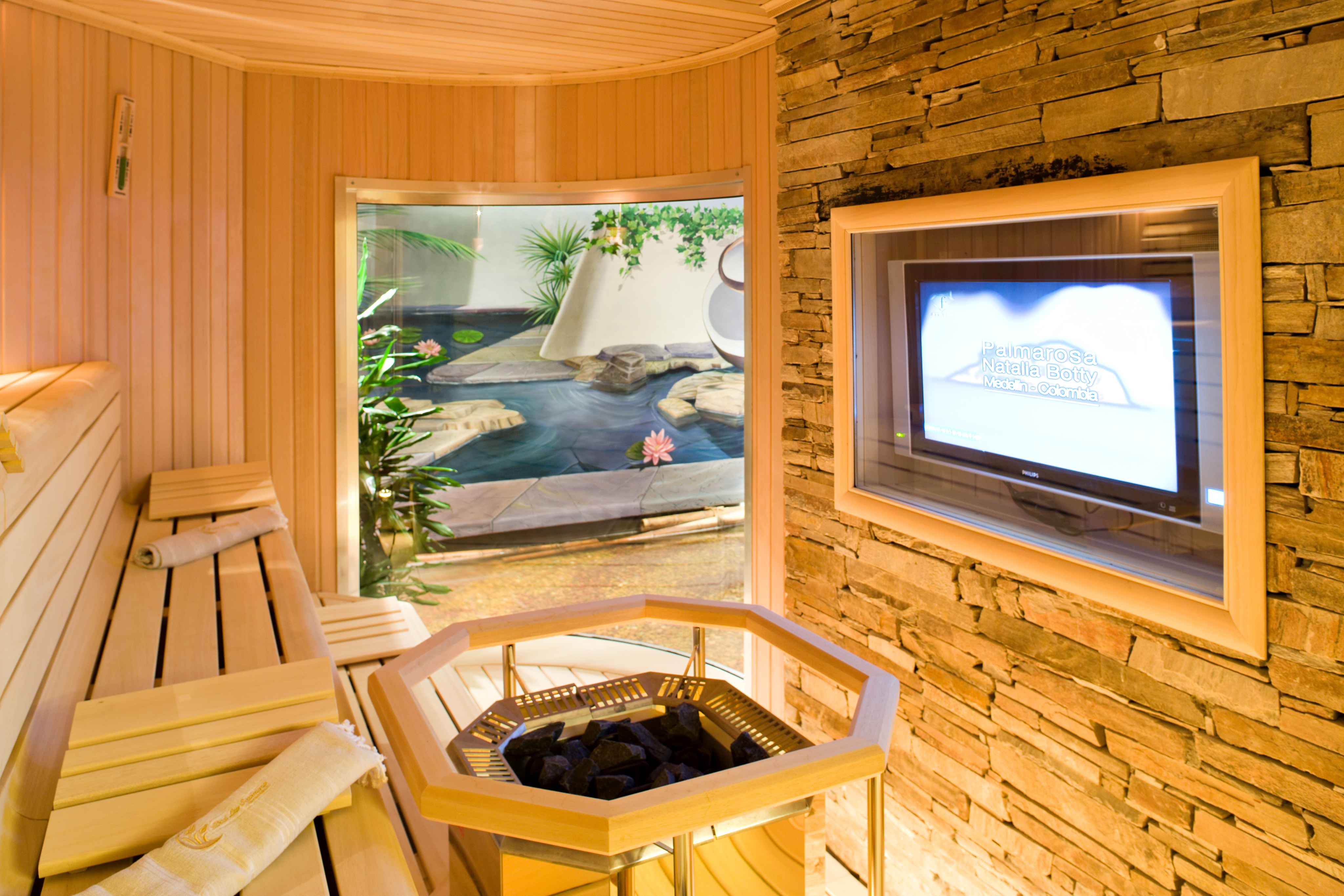 Sauna Construction Best Layout Room