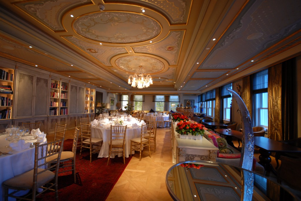 Has Oda Meeting Room of Les Ottomans Hotel