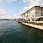 Outside of Les Ottomans hotel