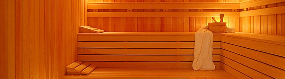 The benefits of sauna photo