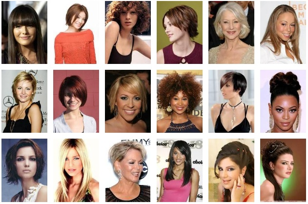 Women hairstyles photo